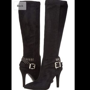 BCBGeneration Eileen Heeled Boots Knee High